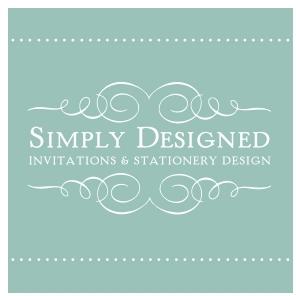 Simply Designed Invitations
