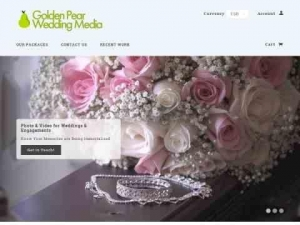Golden Pear Wedding Media